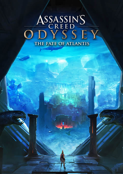 Assassin's Creed Odyssey The Fate of Atlantis DLC ?