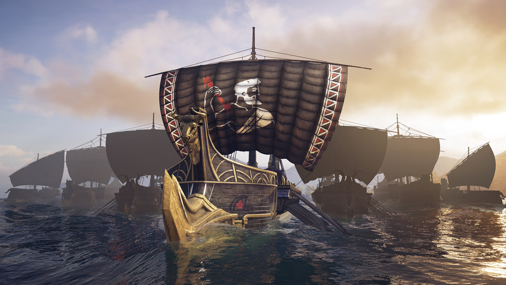 Assassin's Creed Odyssey The Fate of Atlantis DLC ? - Screenshot 1