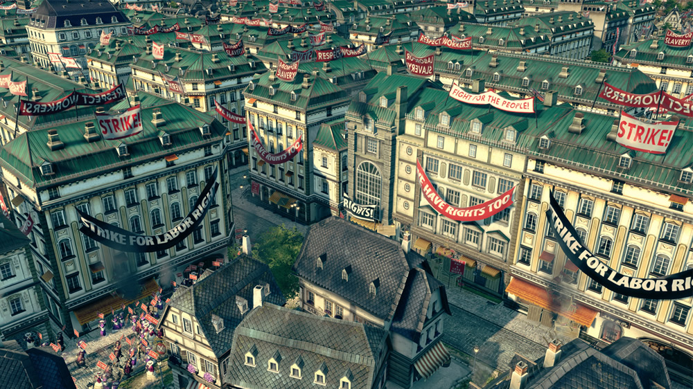 ANNO 1800 - Screenshot 1