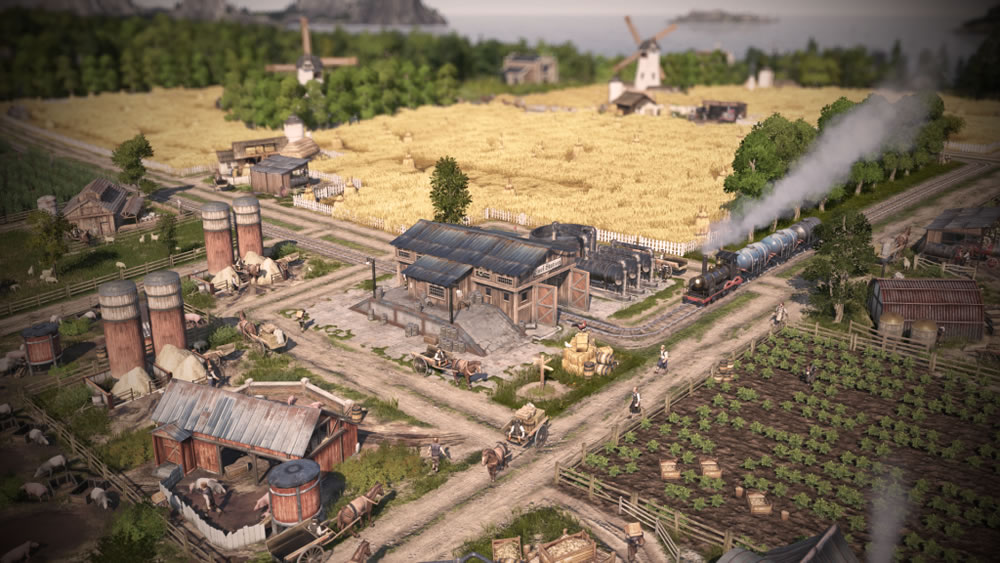 ANNO 1800 Seat of Power - Screenshot 2
