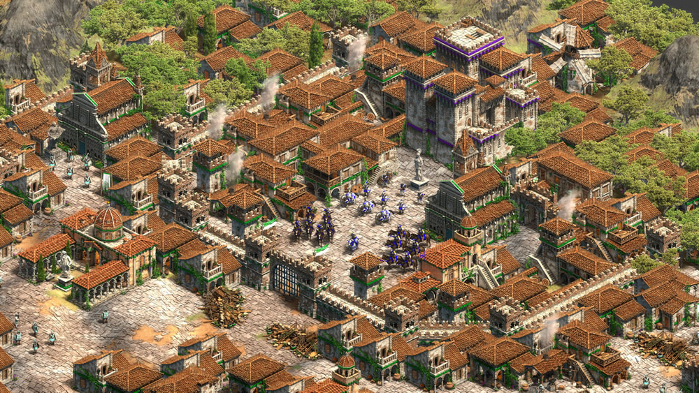 Age of Empires 2 Definitive Edition - Screenshot 1