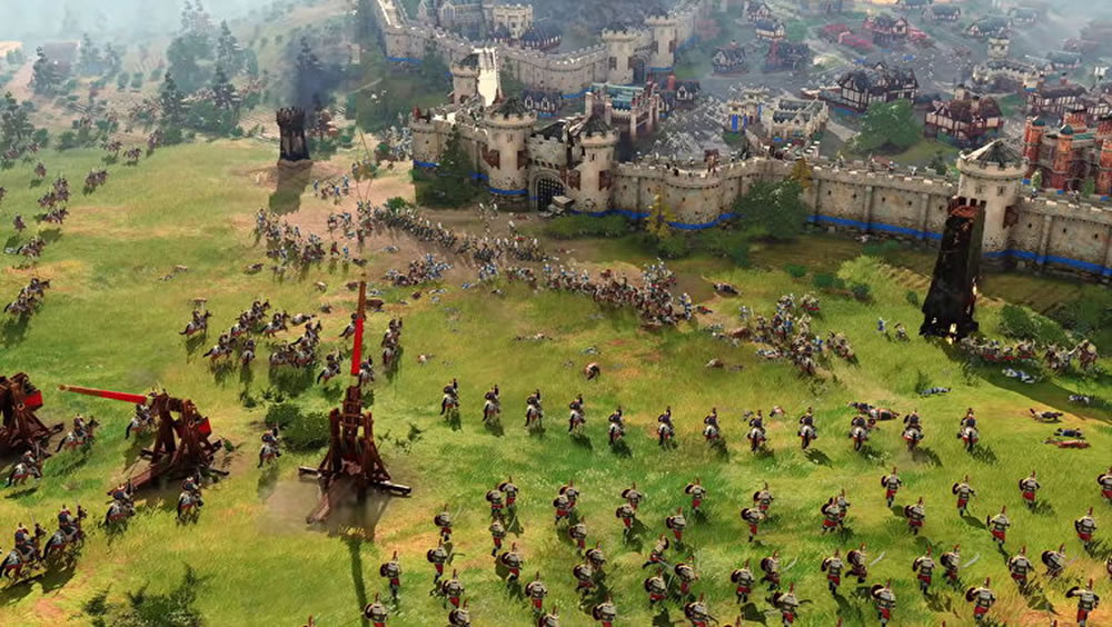 Age of Empires 4 - Screenshot 1