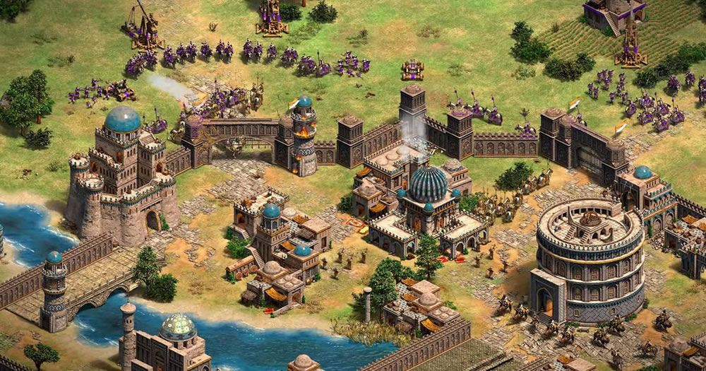 Age of Empires 4 - Screenshot 2