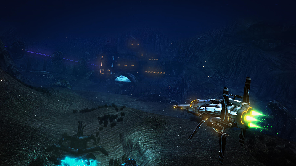 Deep Descent - Screenshot 1