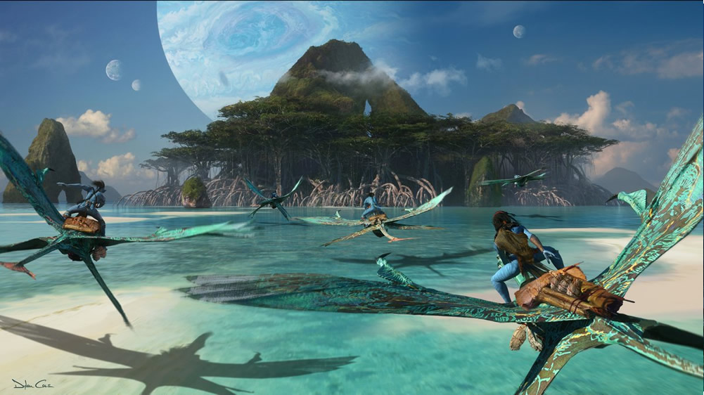 Avatar 2 The Game - Screenshot 2