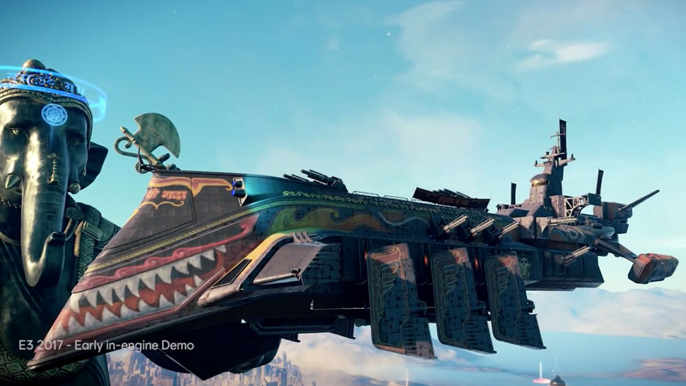 Beyond Good and Evil 2 - Screenshot 1