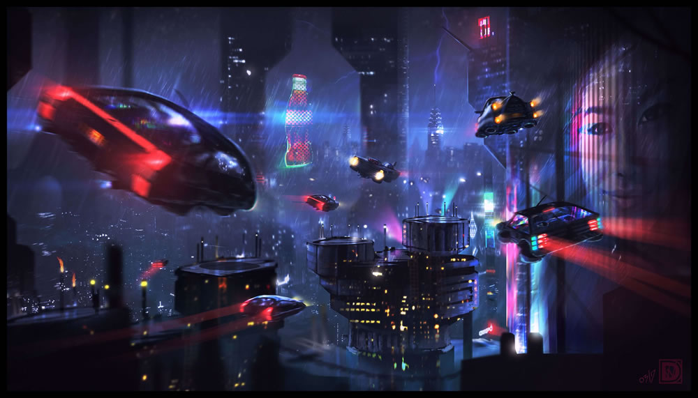 Blade Runner Enhanced Edition - Screenshot 1