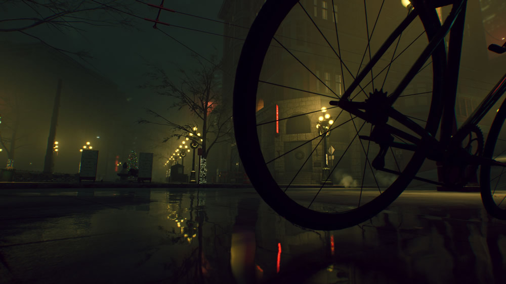 Vampire The Masquerade Bloodlines 2 - Screenshot 1