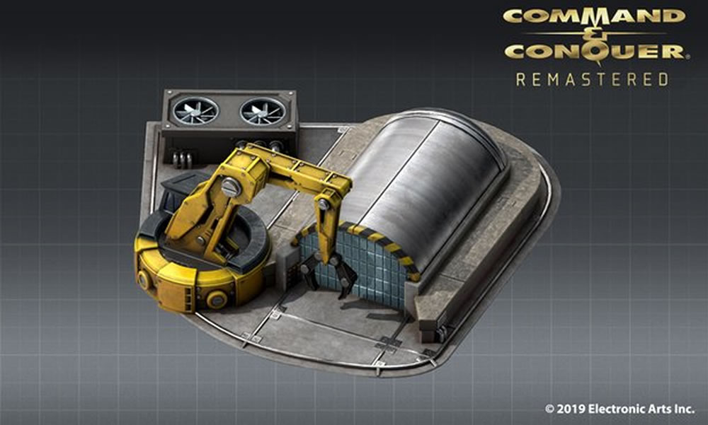 Command and Conquer Remastered - Screenshot 1