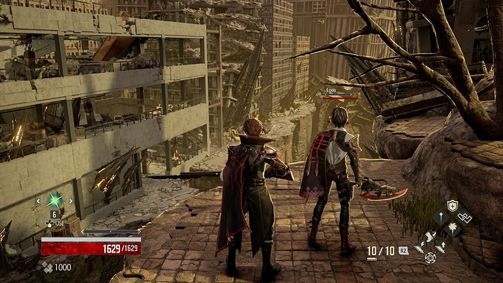 Code Vein - Screenshot 1
