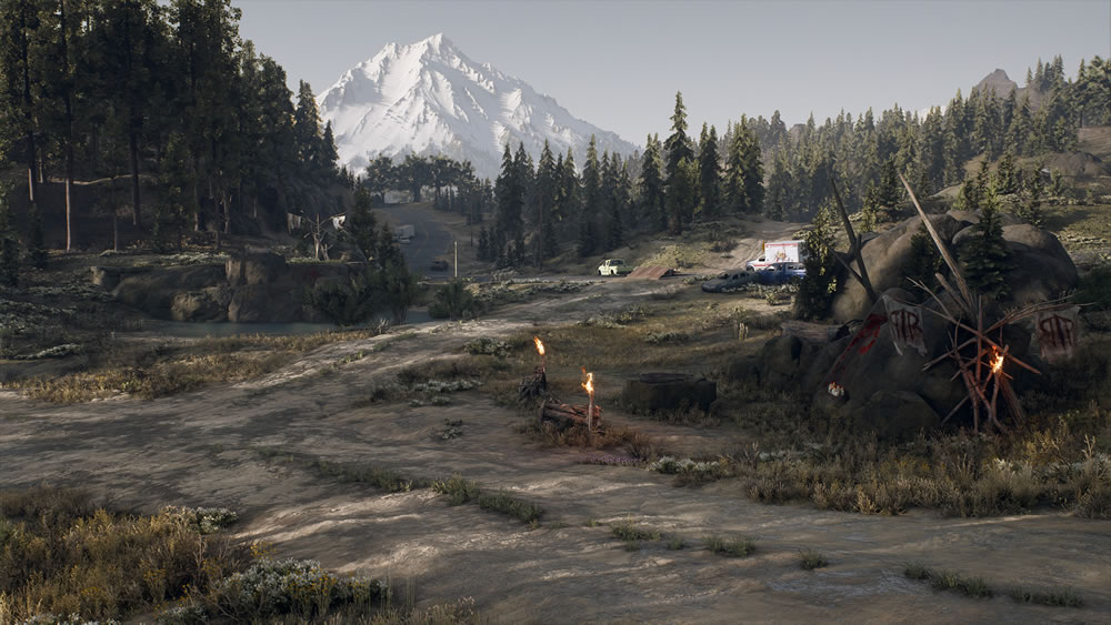 Days Gone - Screenshot 3