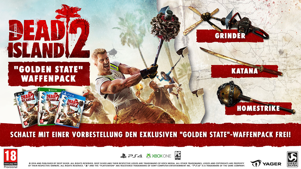 Dead Island 2 - Screenshot 1