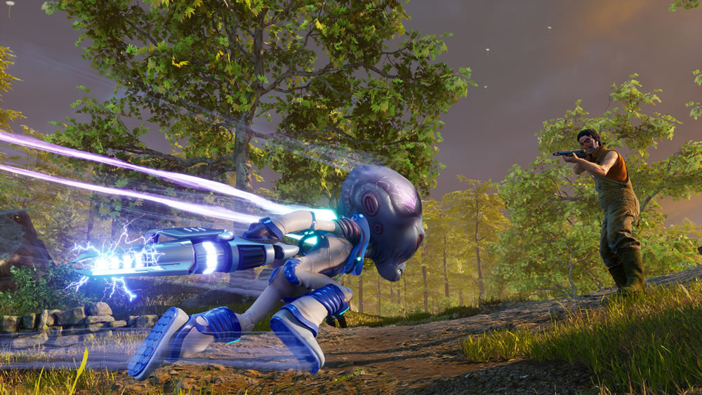 Destroy all Humans - Screenshot 3
