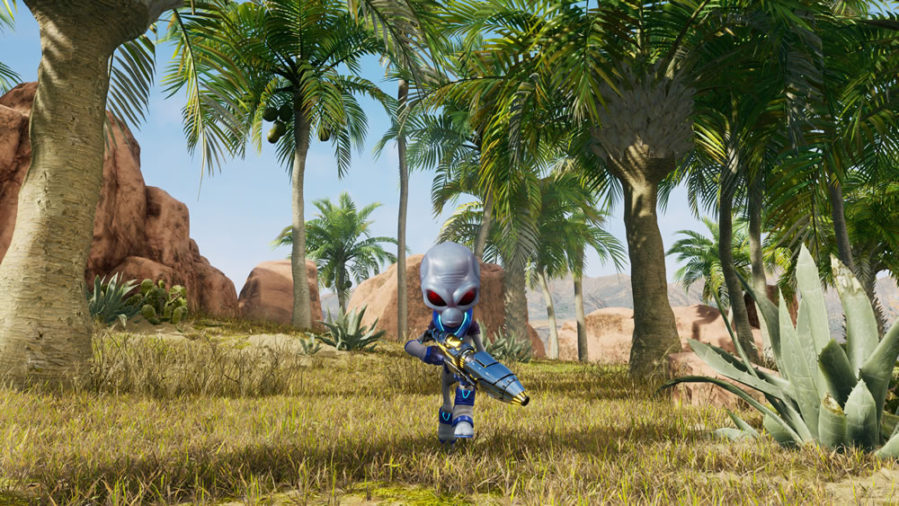 Destroy all Humans - Screenshot 4