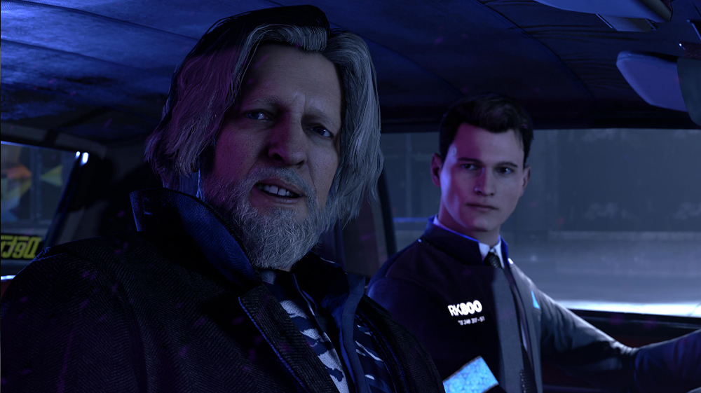 Detroit Become Human - Screenshot 1