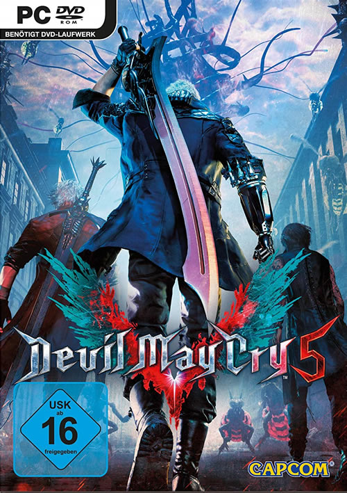 DmC 5 Devil May Cry V