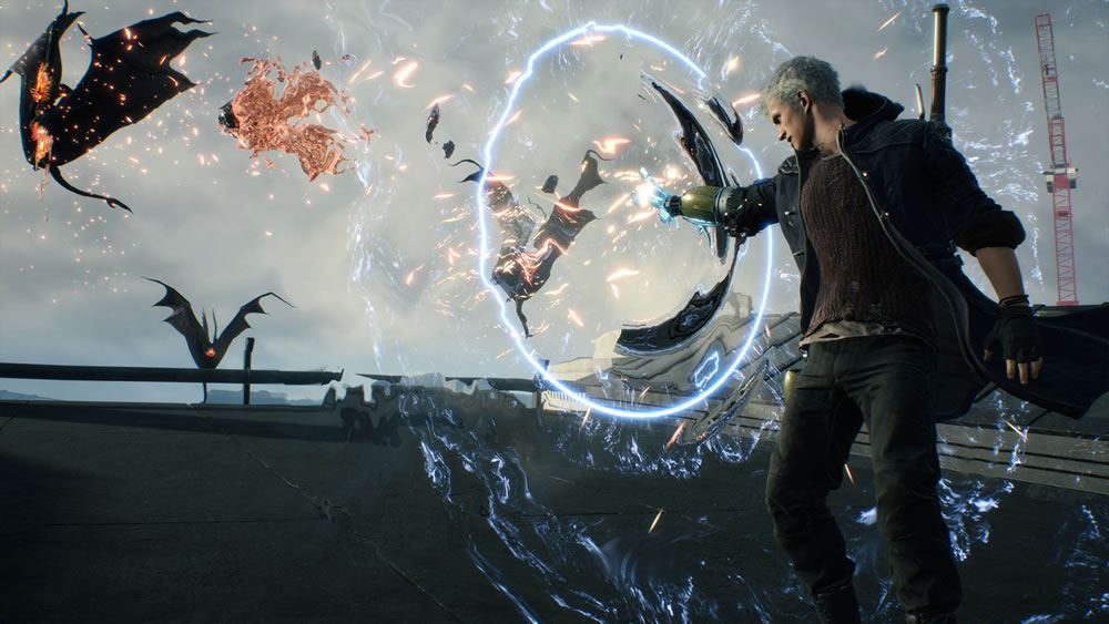 DmC 5 Devil May Cry V - Screenshot 1