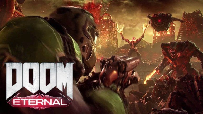 Doom 4 Eternal - Screenshot 1