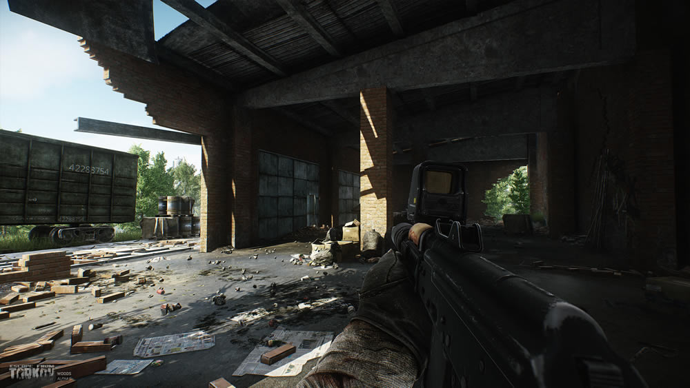 Escape From Tarkov - Screenshot 3