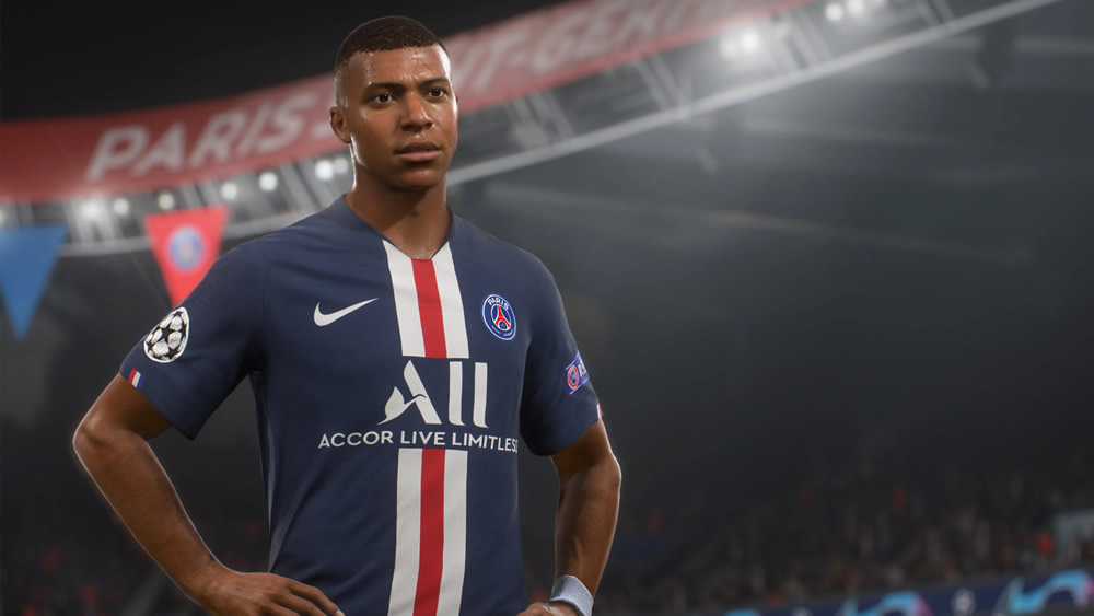 FIFA 21 - Screenshot 1