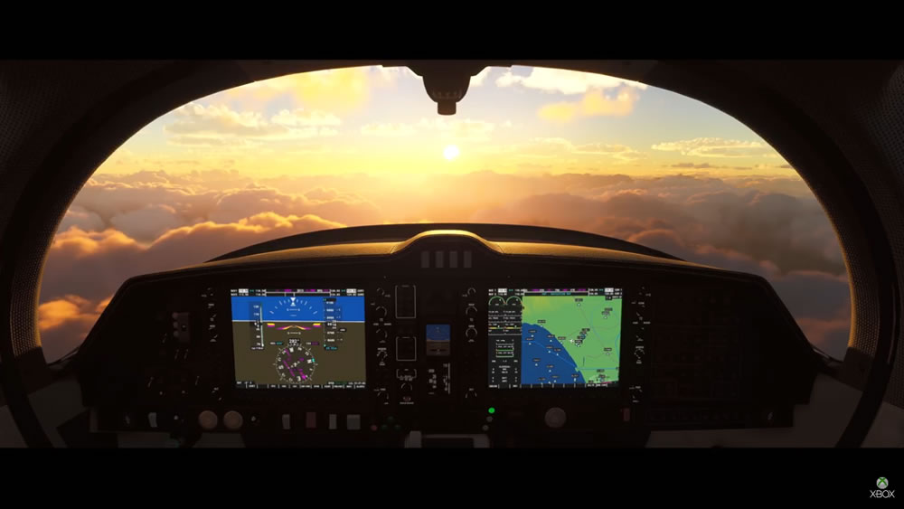 Microsoft Flight Simulator 2020 - Screenshot 1