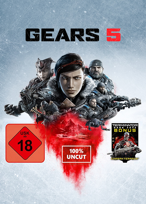 Gears 5 Xbox One Windows 10