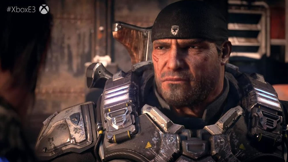 Gears 5 - Screenshot 1