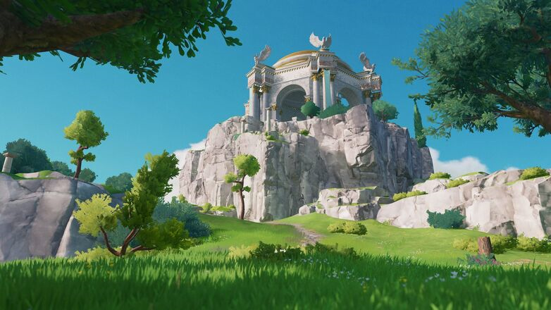 Gods and Monsters - Screenshot 1
