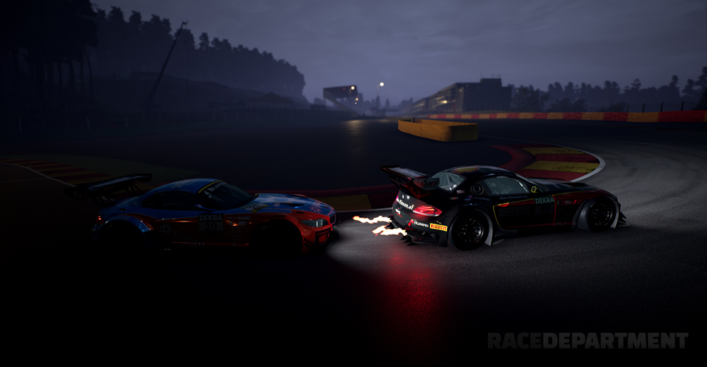 GTR 3 - Screenshot 1
