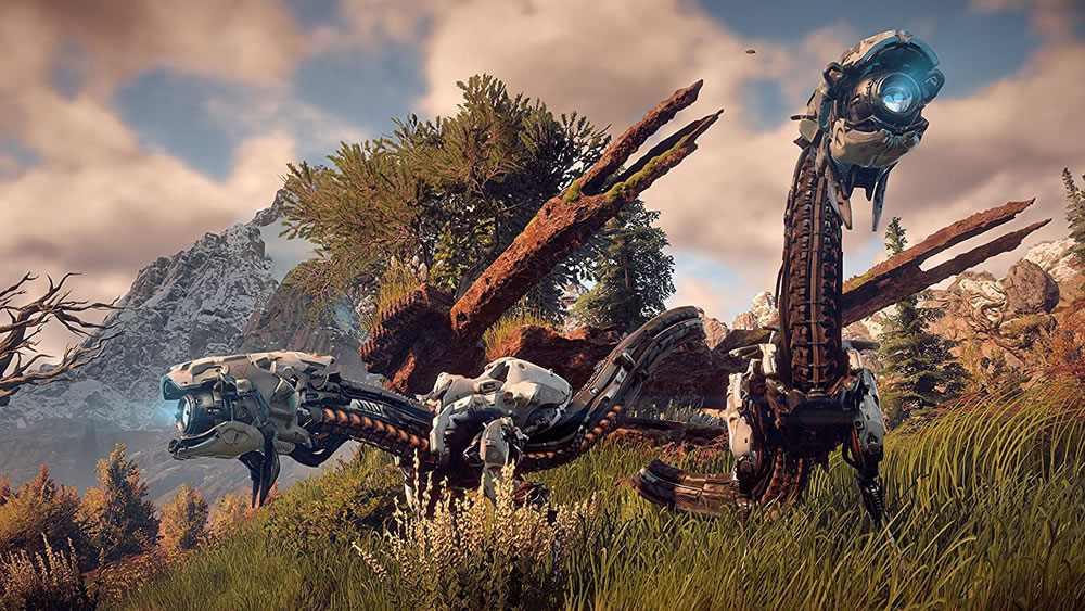 Horizon Zero Dawn Complete Edition - Screenshot 1