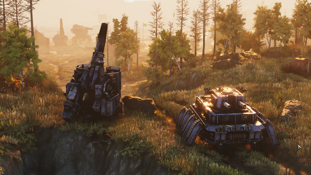 Iron Harvest - Screenshot 1