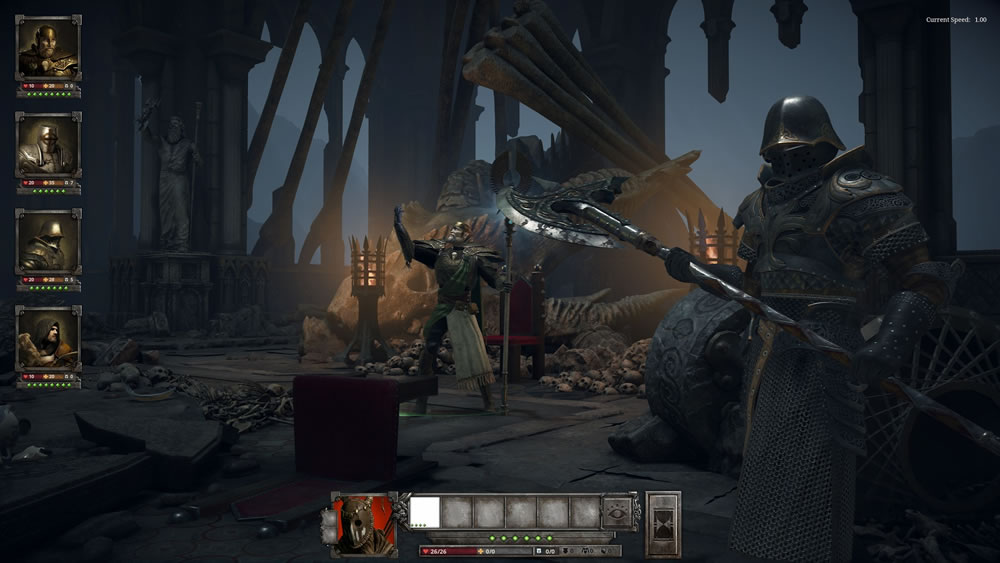 King Arthur Knight's Tale - Screenshot 4