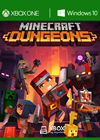 Minecraft Dungeons Xbox One Windows 10
