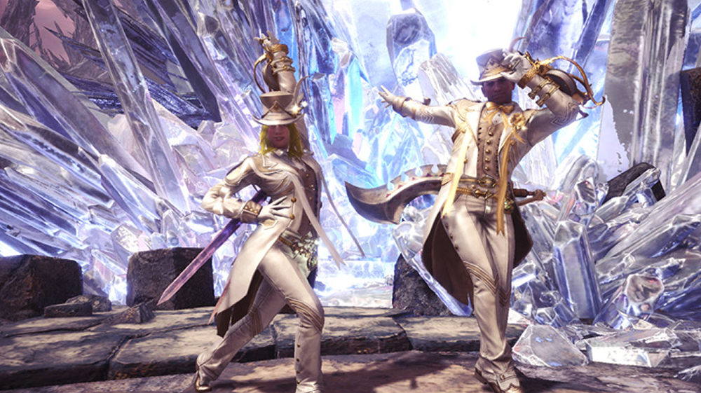 Monster Hunter World Iceborn - Screenshot 1