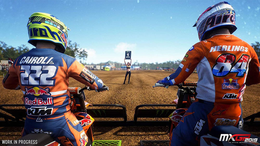 MXGP 2019 - Screenshot 1