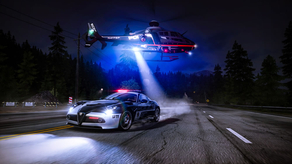 Need for Speed Hot Pursuit Remastered - Screenshot 2