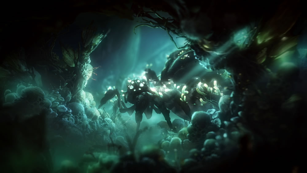 Ori and the Will of the Wisps Xbox One Windows 10 - Screenshot 1