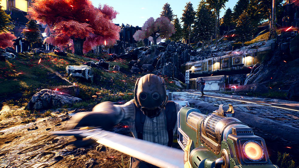 The Outer Worlds - Screenshot 1