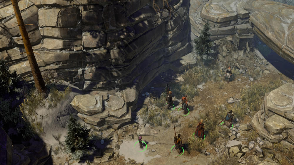 Pathfinder Wrath of the Righteous - Screenshot 4