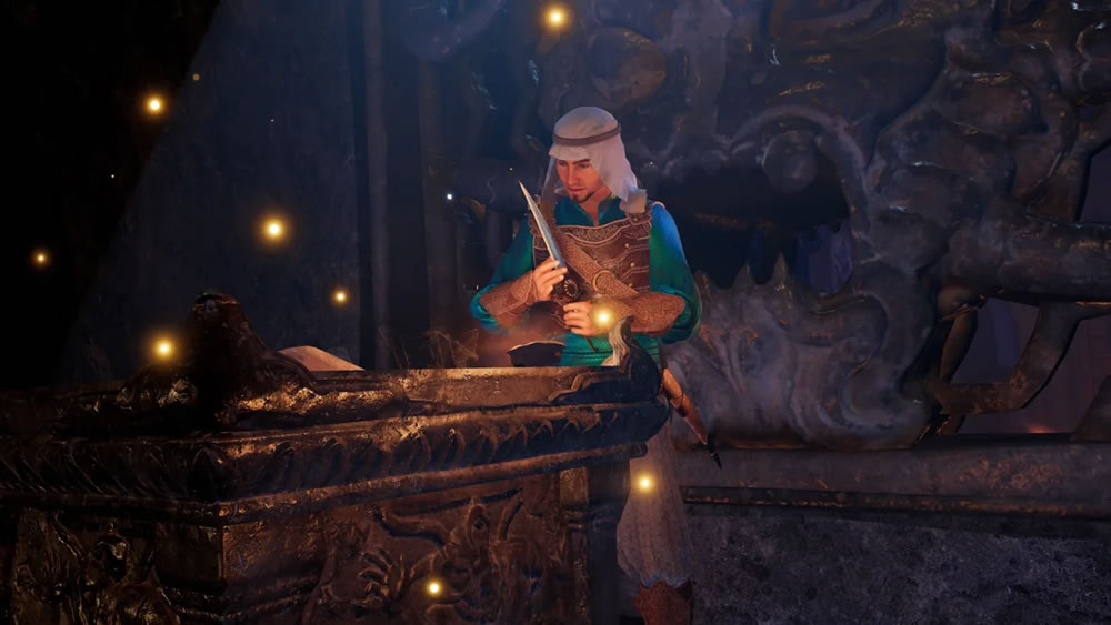 Prince of Persia The Sands of Time Remake - Screenshot 3