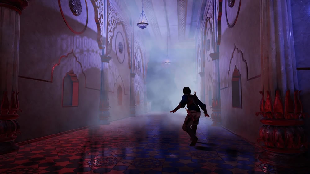 Prince of Persia The Sands of Time Remake - Screenshot 4