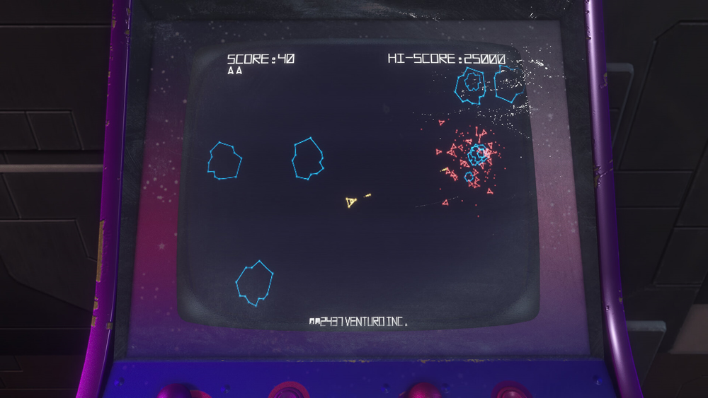 Rebel Galaxy Outlaw - Screenshot 1