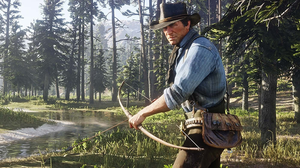 Red Dead Redemption 2 - Screenshot 1