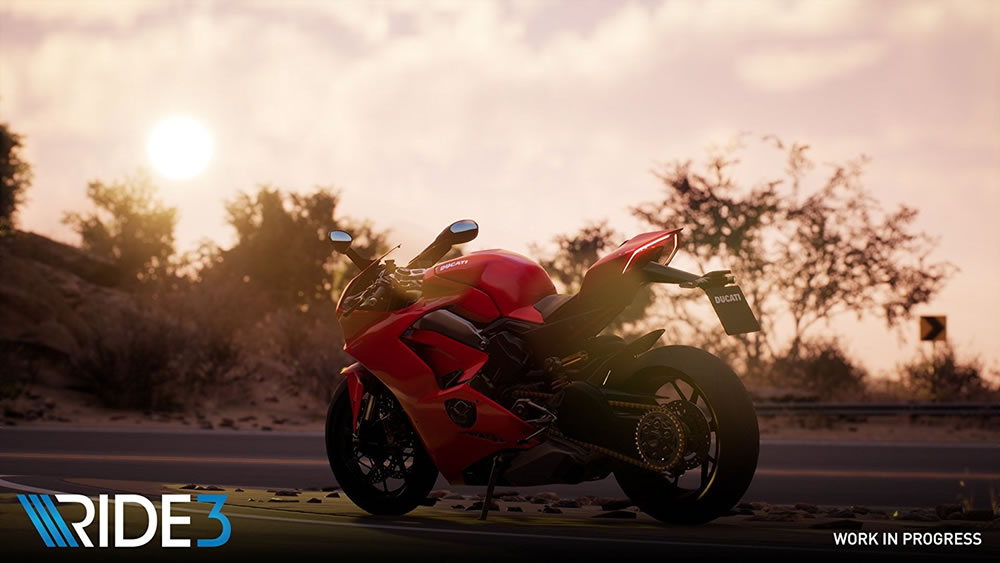 Ride 3 - Screenshot 1