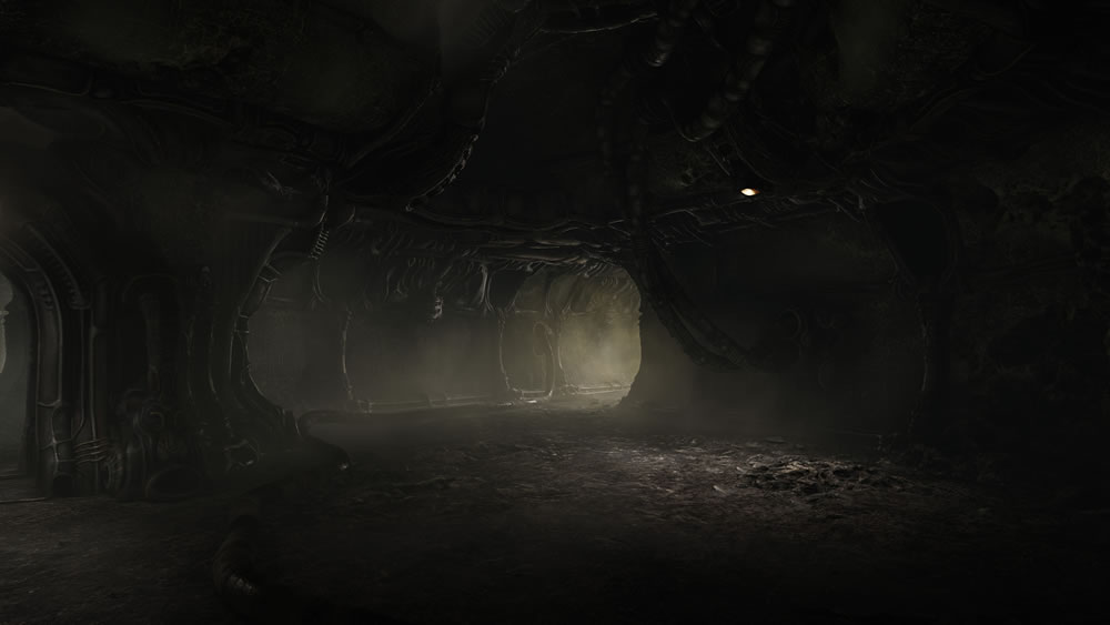 Scorn - Screenshot 4
