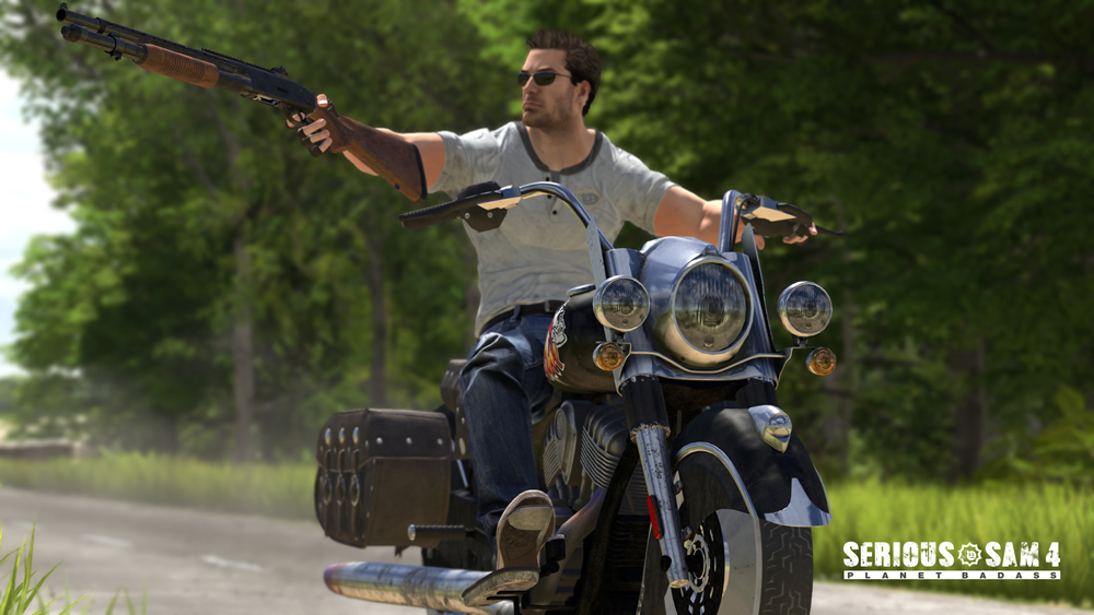 Serious Sam 4 - Screenshot 1