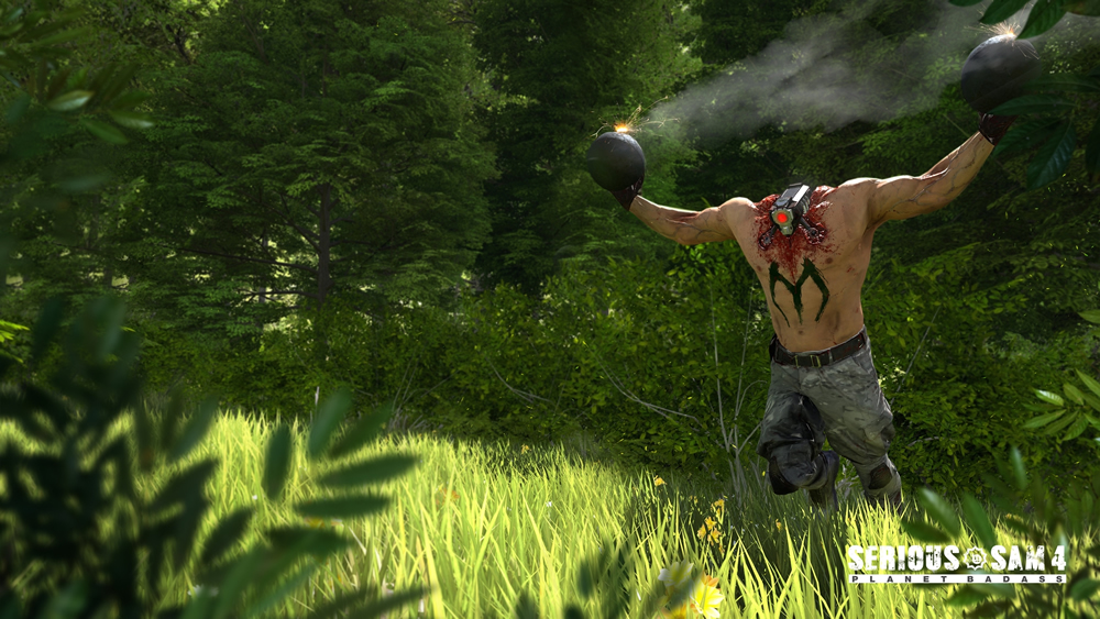 Serious Sam 4 Planet Badass - Screenshot 1