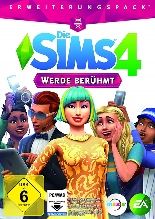 Die Sims 4 Get Famous