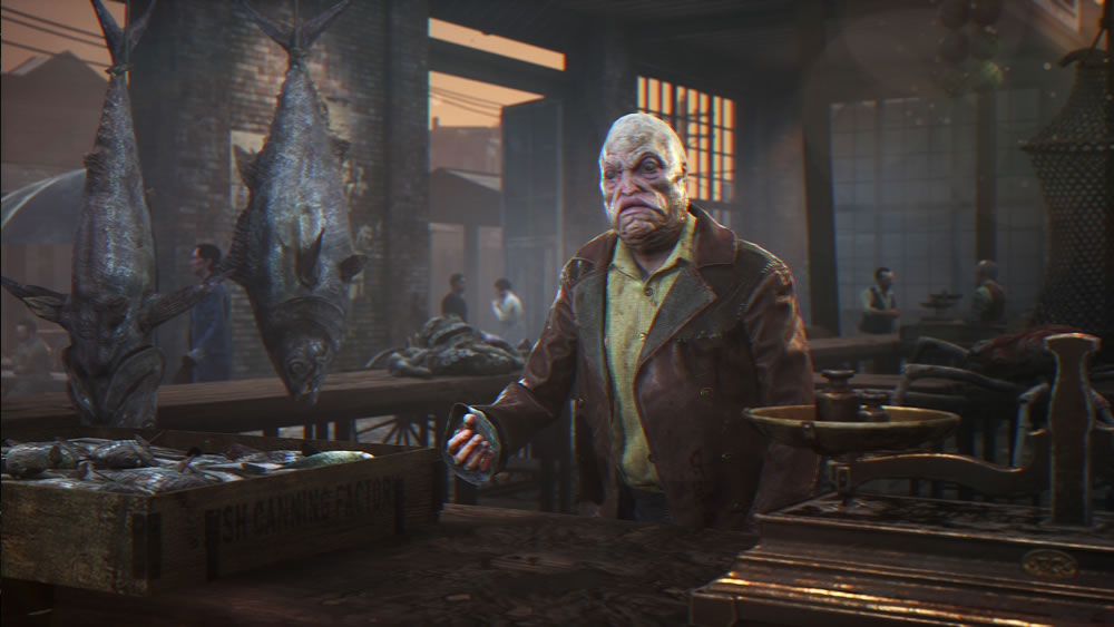 The Sinking City - Screenshot 1