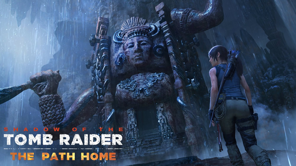 Shadow of the Tomb Raider The Path Home DLC